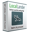 WP Local Lander Plugin