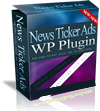 WP News Ticker Ads Plugin