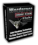 WP Covert Linkz Plugin