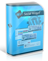 WP Social Widget Plugin